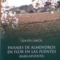 """""""Paisajes de almendros en flor en Las Fuentes"""" (Quintín García).. Tienda online """"La Avutarda""""."""